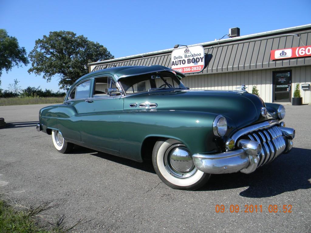 1950 Buick Restoration by DB AutoBody Baraboo