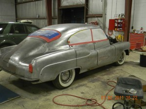 1950 Buick Restoration by DB AutoBody Baraboo